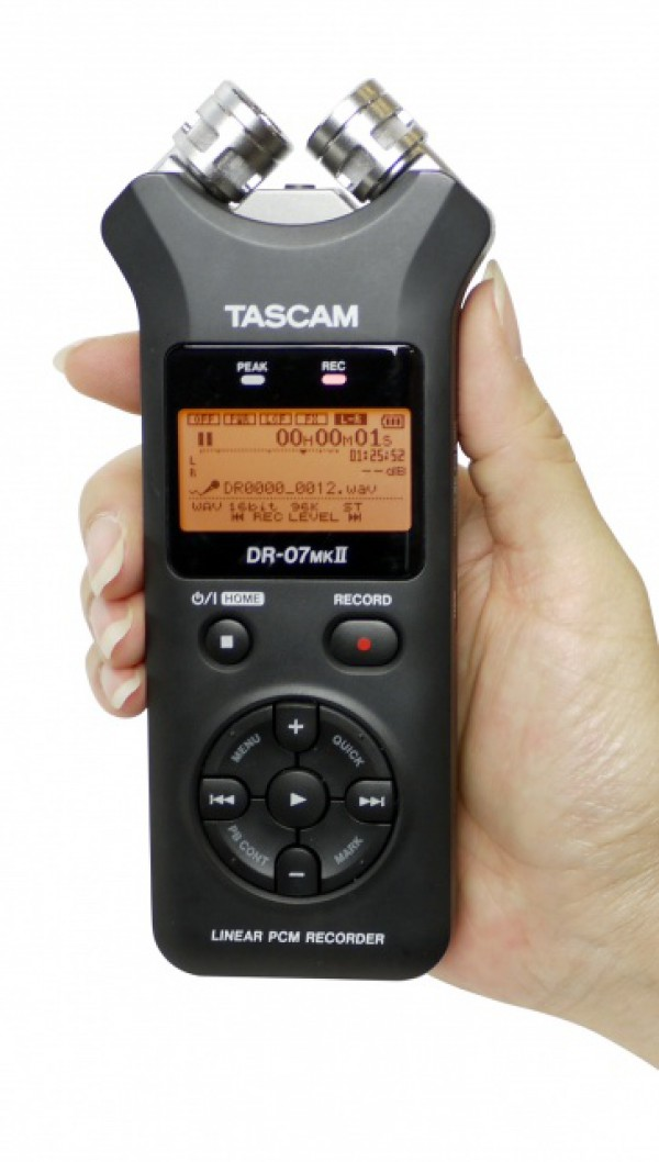 TASCAM DR 07MKII