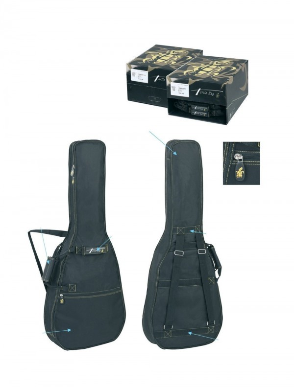 GEWA Accustic Guitar Gig Bag Turtle PS221200