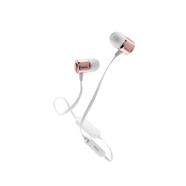 FOCAL Spark Rose Gold In-Ear Wireless