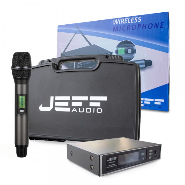 JEFF AUDIO WRS 1000