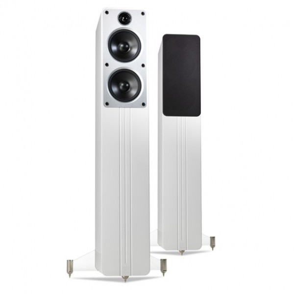 Q ACOUSTICS Concept 40 Speakers White