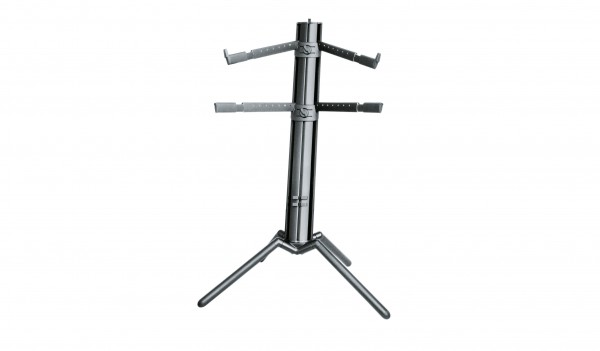 K&M Keyboard Stand Spider Pro Black
