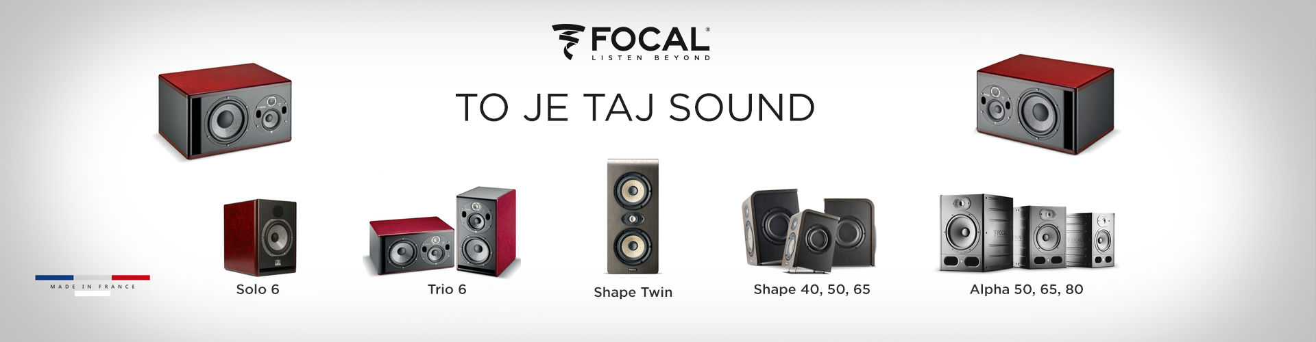 Focal to je taj saound